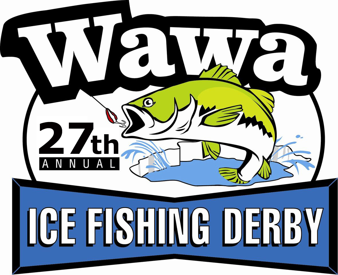 Welcome for Ice fishing derby